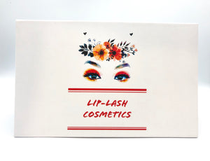 Lip-Lash Cosmetics Sunset Pallet