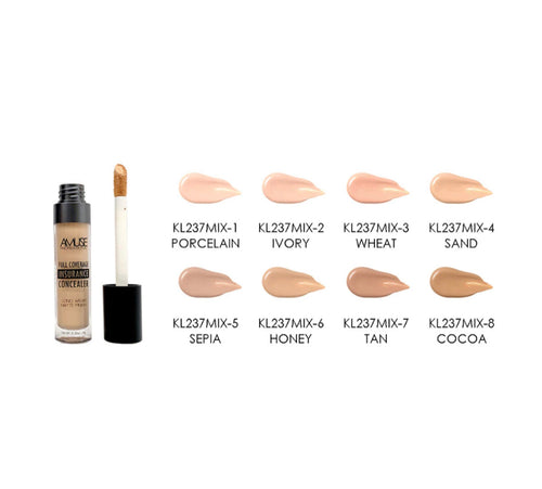 Amuse Full Coverage Insurance Concealer