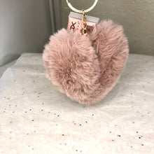 Load image into Gallery viewer, Soft Pink Heart Keychain Gloss