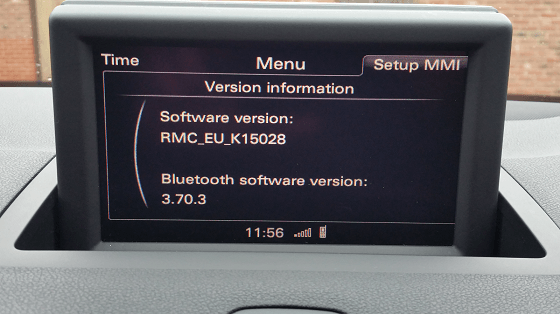 [HOW TO] Audi RMC Firmware Update