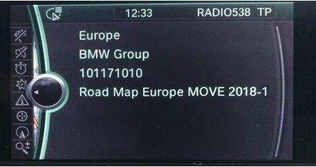 BMW Move 2019 Navigation Map Update Package - NavigationUpdate
