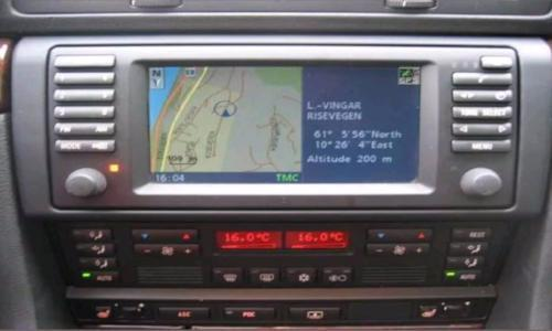 BMW High 2019 Navigation Map Update DVD - 65902456883 - NavigationUpdate