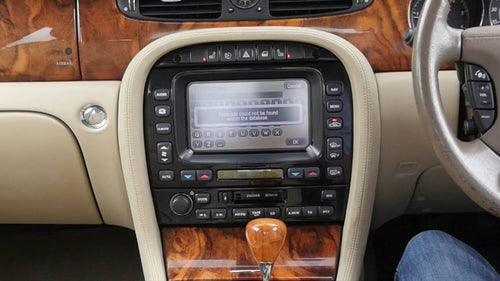Jaguar XJ, S-Type, X-Type MMM1 2012 Navigation Map Update DVD - T1000-18189 - NavigationUpdate