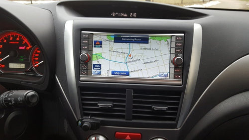Subaru Core 2 MMM2 2018 Navigation Map Update DVD - T1000-22180 - NavigationUpdate