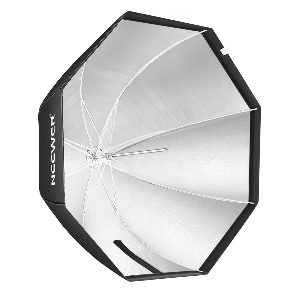 "Neewer 47""/120cm Octagonal Speedlite Studio Flash Speedlight Umbrella Softbox with Carrying Bag - neewer.com"