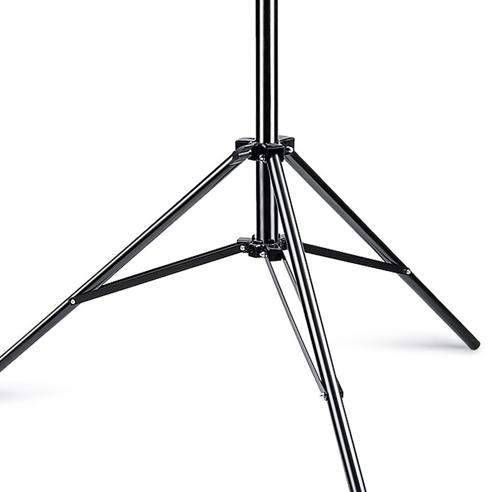 Neewer 13feet/390cm Two Way Rotatable Aluminum Adjustable Tripod Boom Light Stand with Sandbag - neewer.com