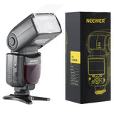 Neewer NW-670 TTL Flash Speedlite with LCD Display for Canon DSLR Cameras - neewer.com