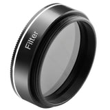Neewer 1.25 inches 13/25 Percent Transmission Neutral Density Moon Filter