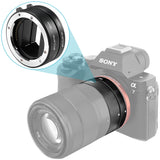 Neewer 10mm&16mm Auto-Focus Macro Extension Tube for Sony NEX E-Mount