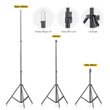 "Neewer 24x24""/60x60CM 700W Professional Photography Softbox"