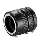 Macro Extension Tube Set, 12mm,20mm,36mm