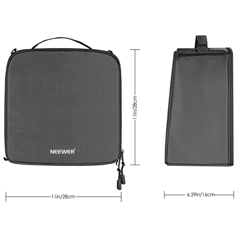 Neewer Flexible Partition Camera Padded Bag Insert Protection Handbag