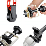 Neewer Photography 4 Roller Manual Background Support System
