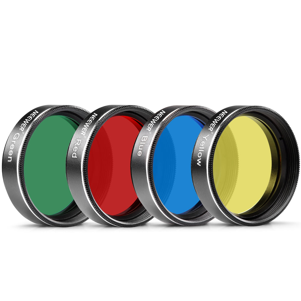 Telescope Filters,4 Colors