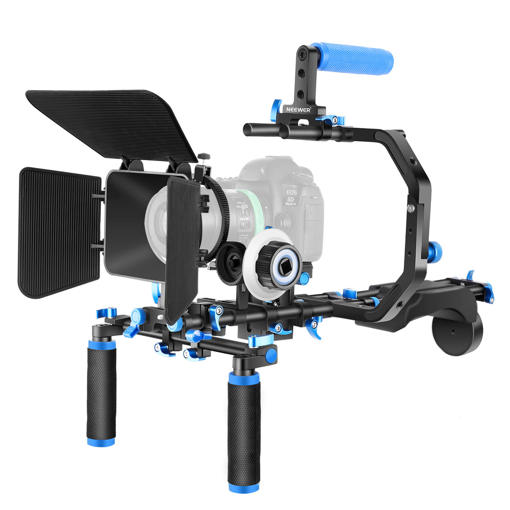 Neewer Film Movie Video Making System Kit for DSLR Video Camcorders - neewer.com