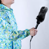 Neewer NW-MIC-121 Outdoor Microphone Furry Windscreen Muff - neewer.com
