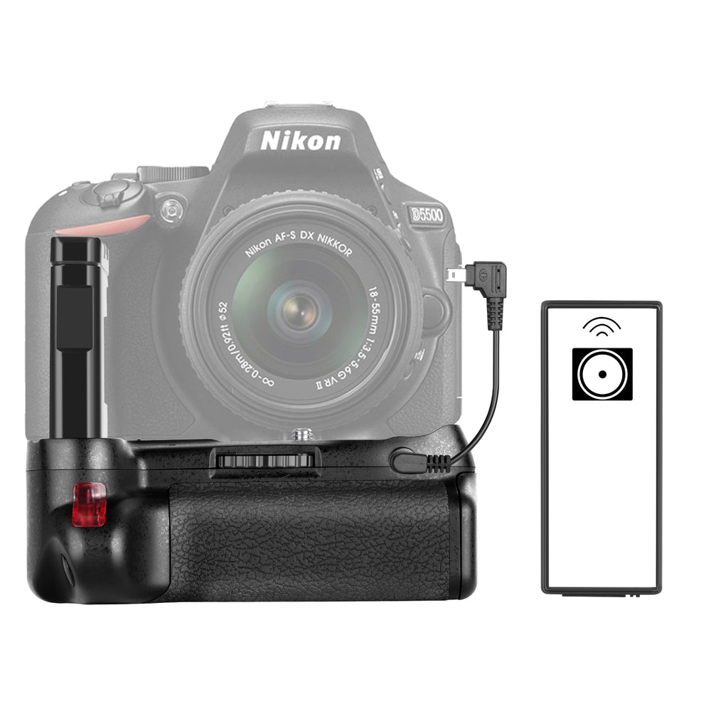 Battery Grip,for Nikon D5600 and D5500