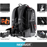 Neewer Pro Waterproof Shockproof Adjustable Padded Camera Backpack Bag