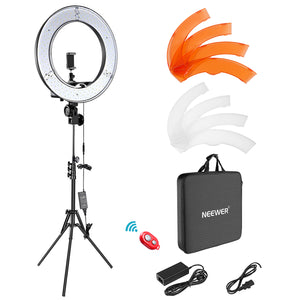 "Neewer Pro 18"" LED Ring Light kit"