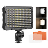 Neewer On Camera Dimmable 176 LED Lighting Panel - neewer.com