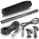 Neewer 14.17 inches/36 centimeters Uni-Directional Mono Microphone - neewer.com