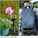 Neewer Mini 24 inches/62 centimeters Travel Tabletop Camera Tripod - neewer.com