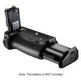 Neewer Pro Camera Battery Grip Replacement for Canon BG-E21 for Canon 6D Mark II DSLR Camera (Battery NOT Included)