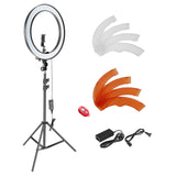 "Neewer 18"" Dimmable SMD LED Ring Light Kit (No Carrying Bag) - neewer.com"