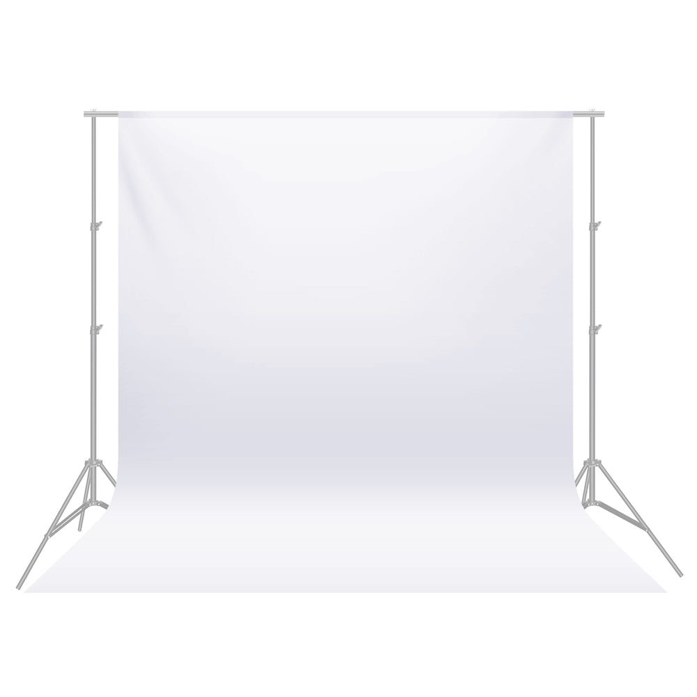 Neewer 9 x 13 feet/2.8 x 4 Meters Photography Background Photo Video Studio Fabric Backdrop Background Screen (White)