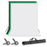 Neewer 6.5x9.8ft/2x3M Background Stand Backdrop Support System