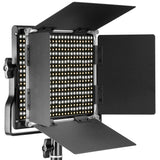 Neewer 3 Packs Dimmable Bi-color 660 LED Video Light and Stand Lighting Kit - neewer.com