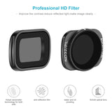 Neewer Magnetic Filter Set for DJI Osmo Pocket Camera Lens (Black)