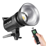 Neewer SL-60W CRI 95+ LED Video Light White 5600K Version,TLCI 90+ with Remote Control and Reflector
