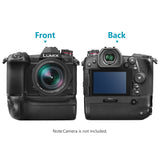 Neewer Replacement Battery Grip of DMW-BGG9 for Panasonic Lumix G9
