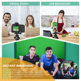 Neewer Green Screen MT - Mountable Chroma Key Panel for Background Removal