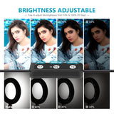 Neewer 2-Pack 6-inch Dimmable LED Ring Light