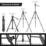 Neewer VT-1520 Video Tripod