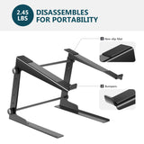 Neewer 8.8-13.4 Inch Portable Adjustable Laptop Stand
