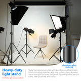 Neewer 2-Pack Heavy Duty Light Stand