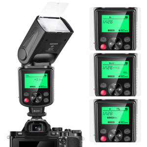 Neewer NW635 TTL GN58 Speedlite Flash