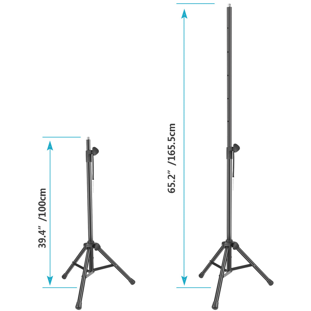 Neewer NW002-1 65.2 inches/165.5 cm Wind Screen Bracket Stand
