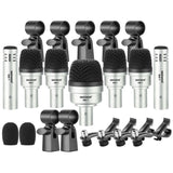 7 Piece,Dynamic Drum Mic Kit,NW-7