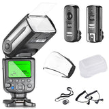 Neewer NW565EX E-TTL Slave Flash Speedlite Kit for Canon DSLR Cameras