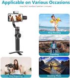 Neewer V5 3-Axis Smartphone Gimbal Handheld Stabilizer