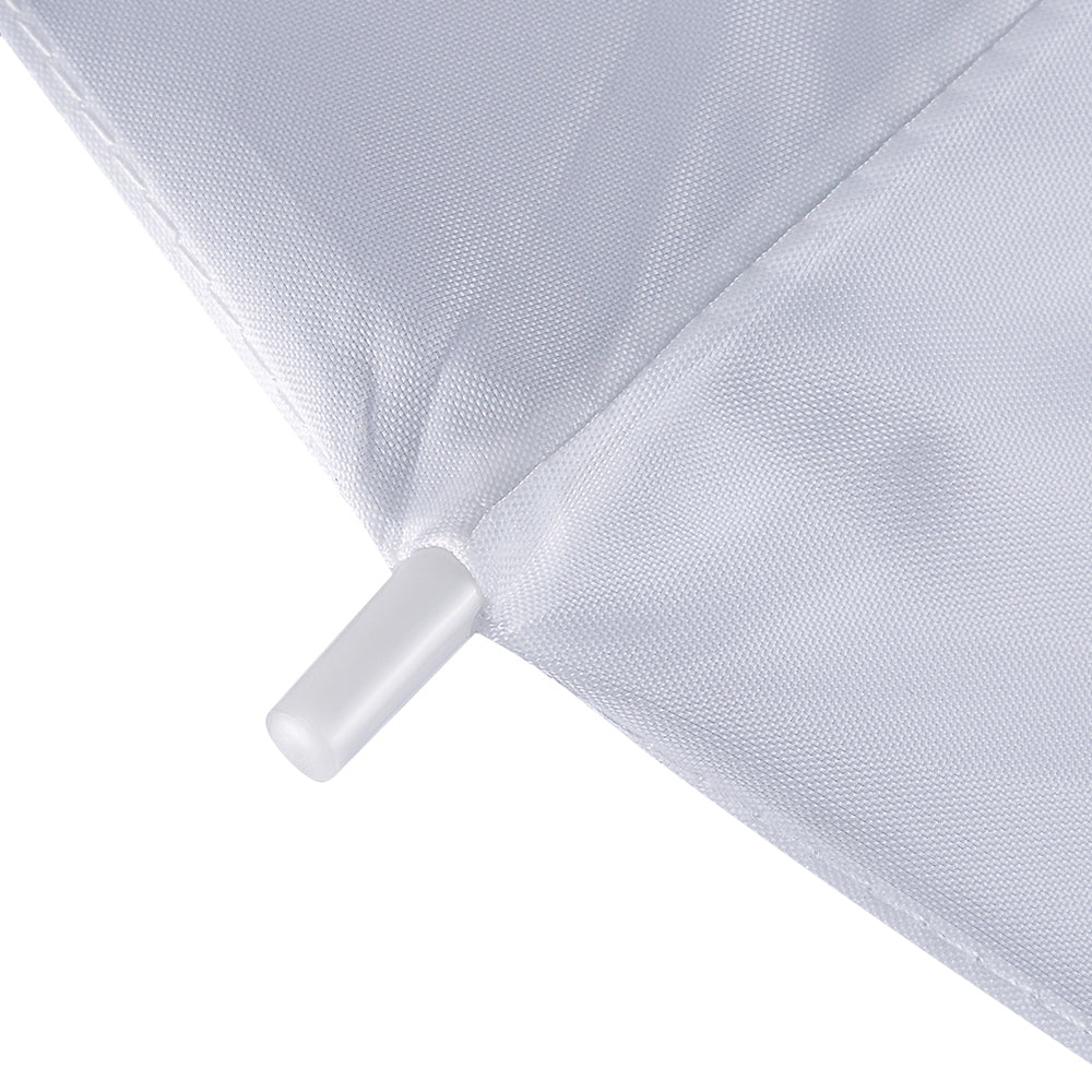 "Neewer 2 Pack 33""/84cm White Translucent Soft Umbrella - neewer.com"