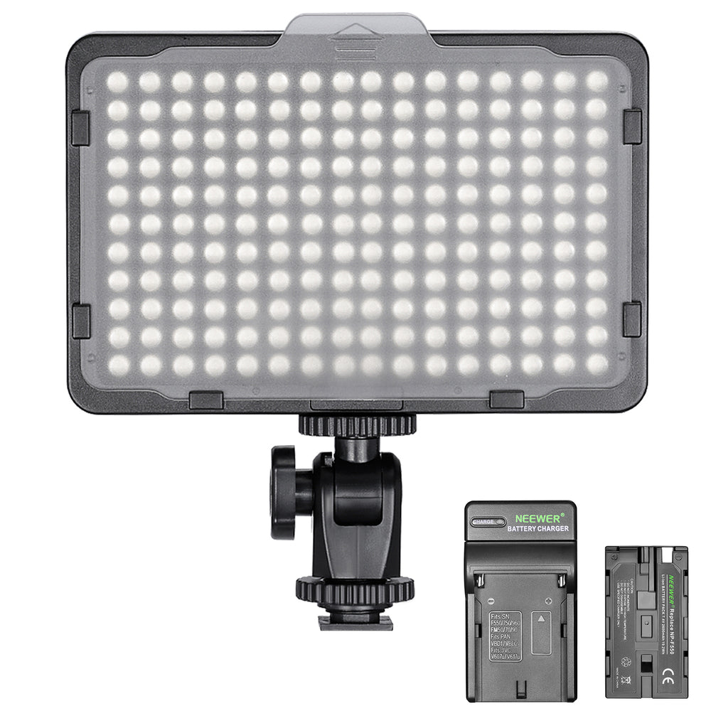 176 LED Video Light