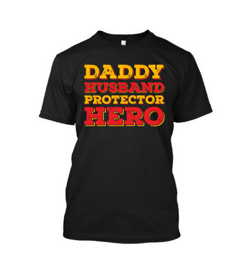 Daddy Husband Protector Hero