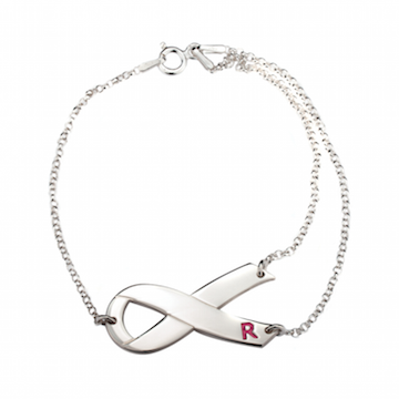 Image of Pink Ribbon Bracelet