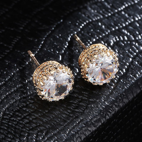Image of Amour Stud Earrings