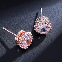 Load image into Gallery viewer, Amour Stud Earrings